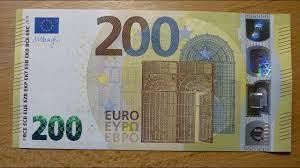 Buy Euro 200$ Bills Online